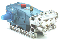 Large Frame High Flow Industrial Pumps