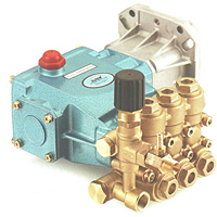 Compact High Pressure Direct-Drive Pumps