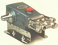 Mid-Frame Heavy-Duty Piston Pumps
